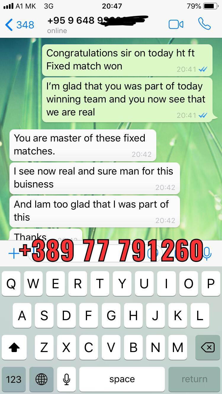 30 odd fixed match won 01 11