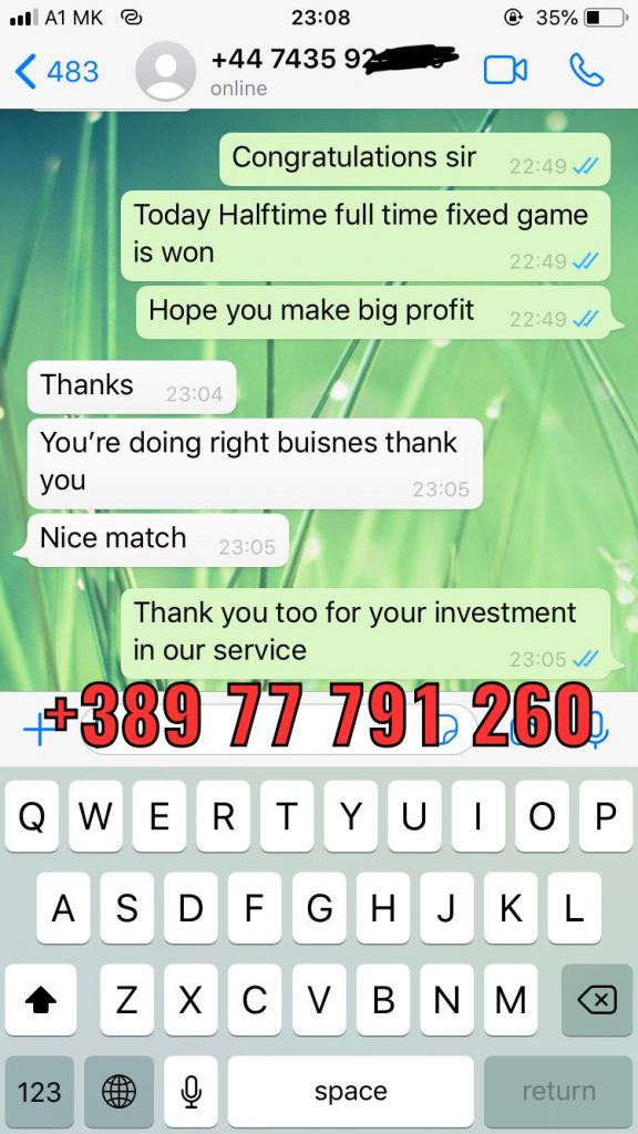 FIXED MATCHES SOCCER WIN 25 10