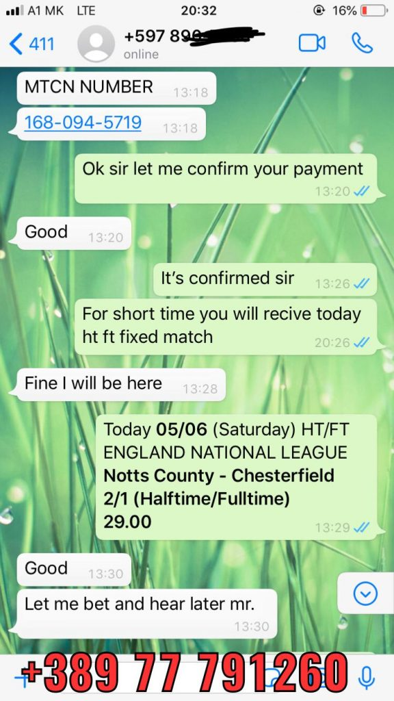 HALFTIME FULLTIME FIXED MATCHES TIPS 12 21 05 06