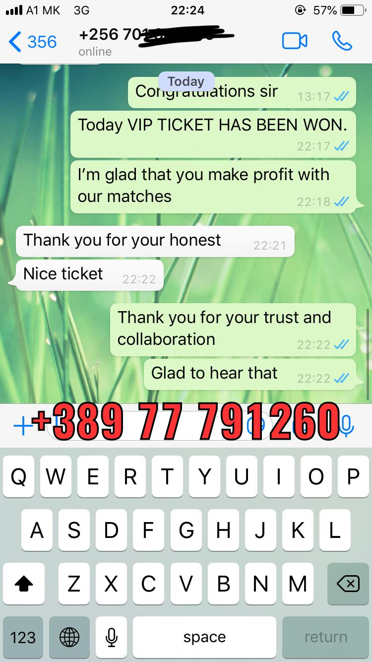 PROOF SURE FIXED MATCHES 01 11
