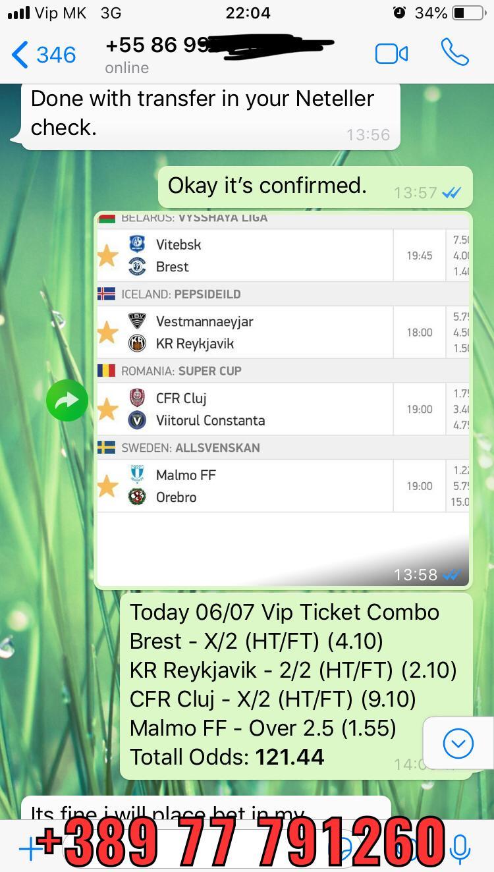combo vip ticket 0607 won