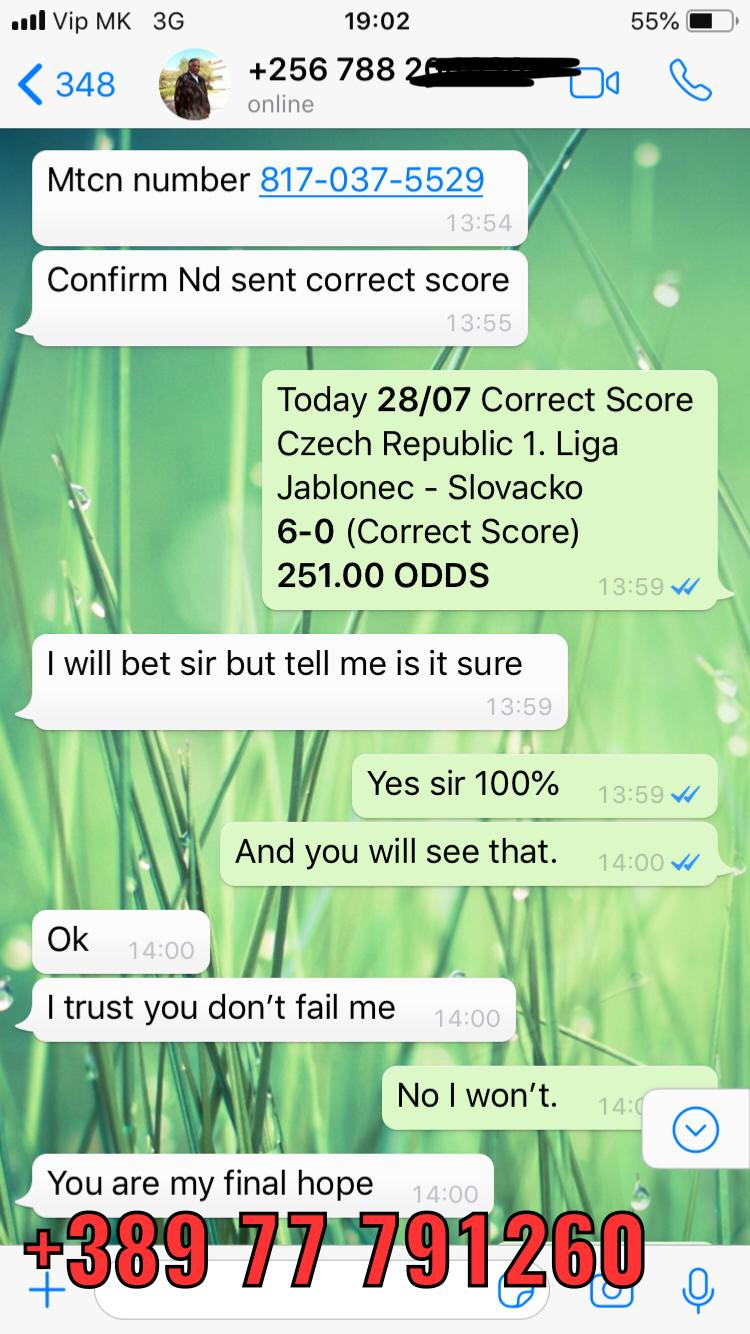correct score fixed matches won 251 odds won