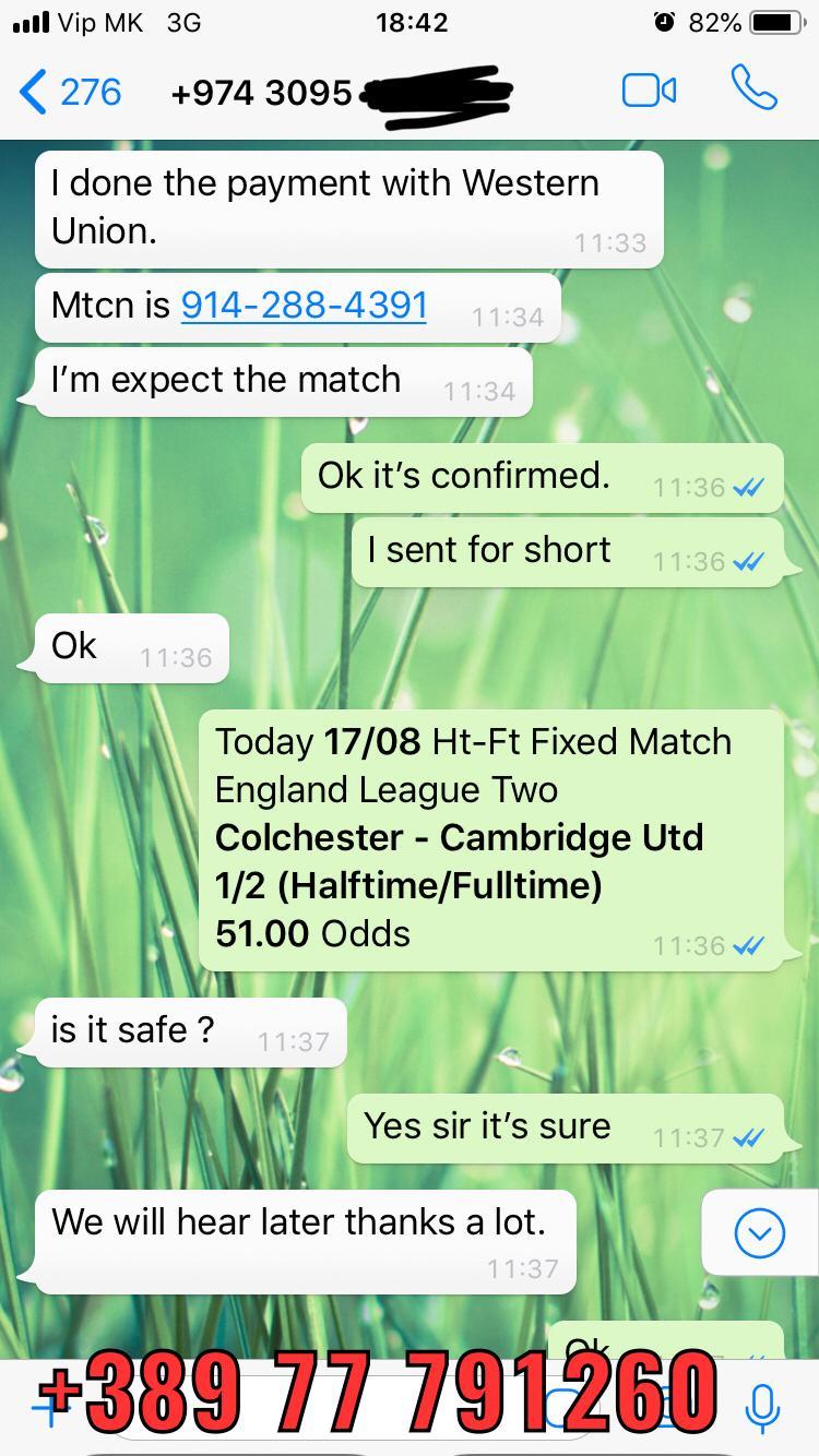 htft fixed matches 17 08 51 odds won