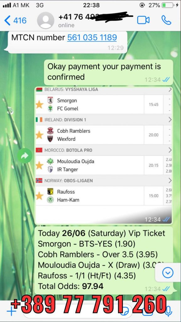 soccer fixed matches won 26 06