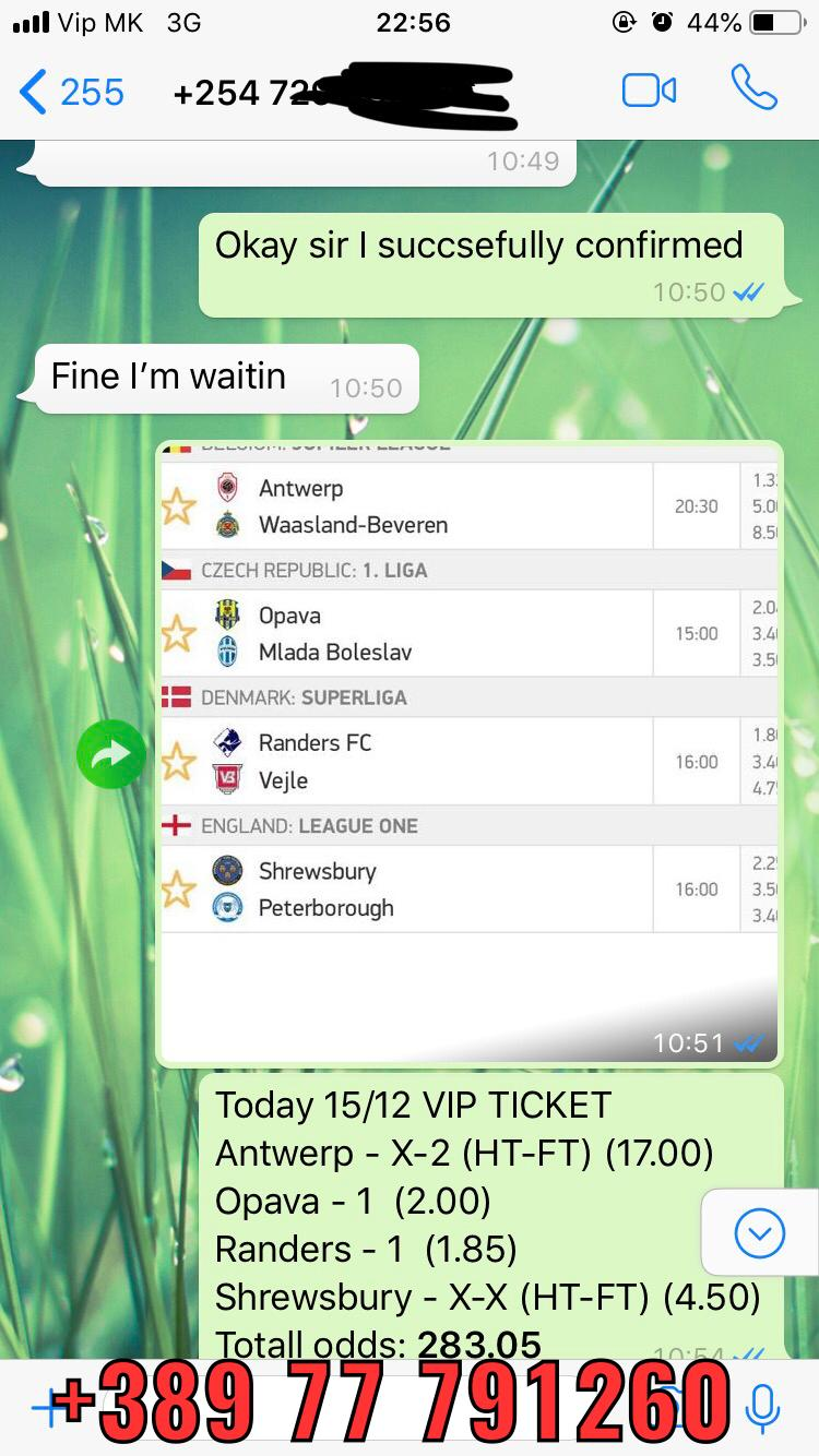 vip combo fixed matches 15 12