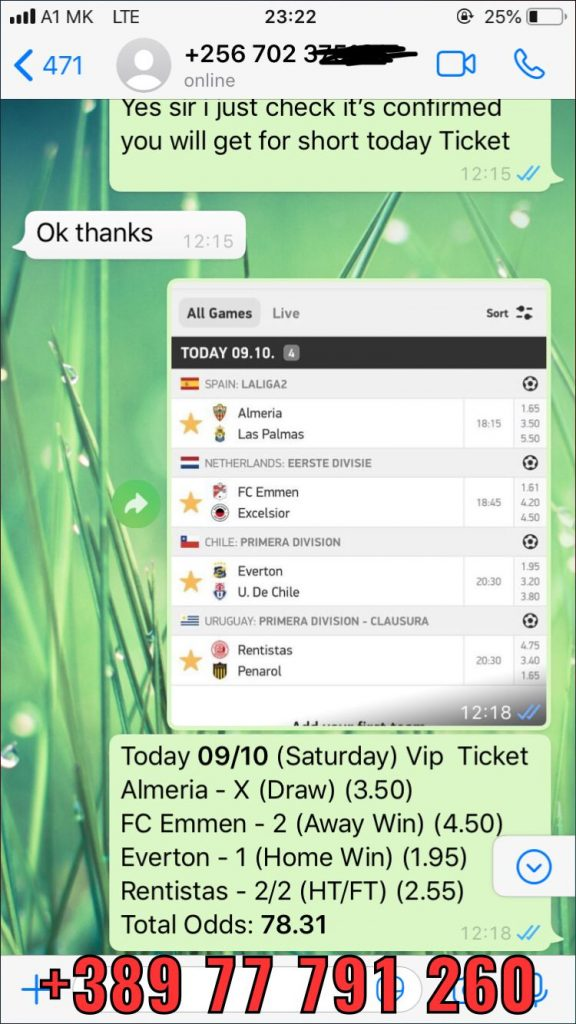 vip ticket solobet fixed matches won 09 10