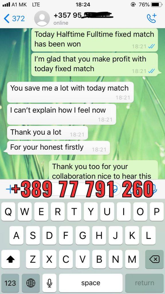 whatsapp fixed matches ht ft won 27 03