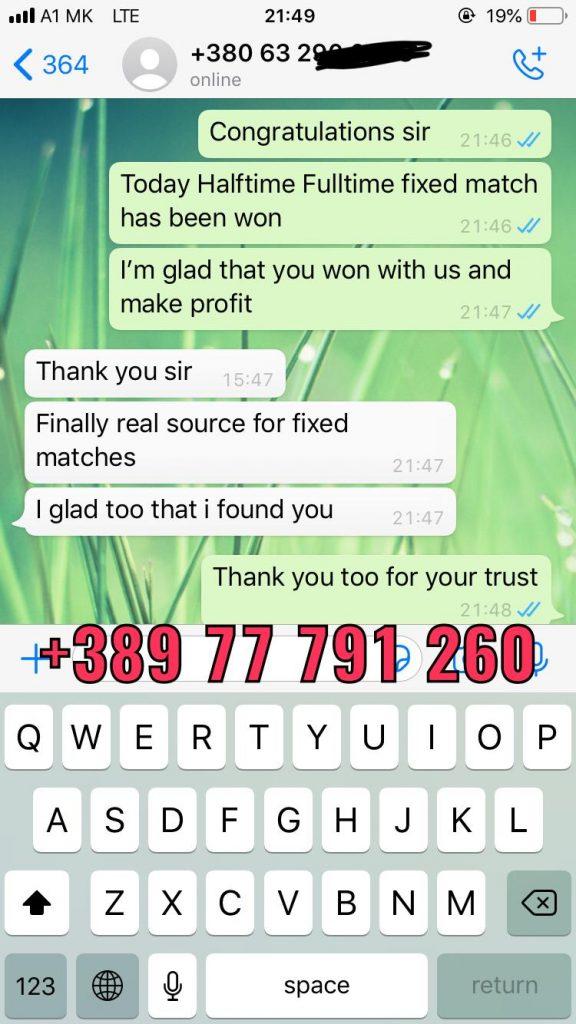 whatsapp fixed matches proof 20 02