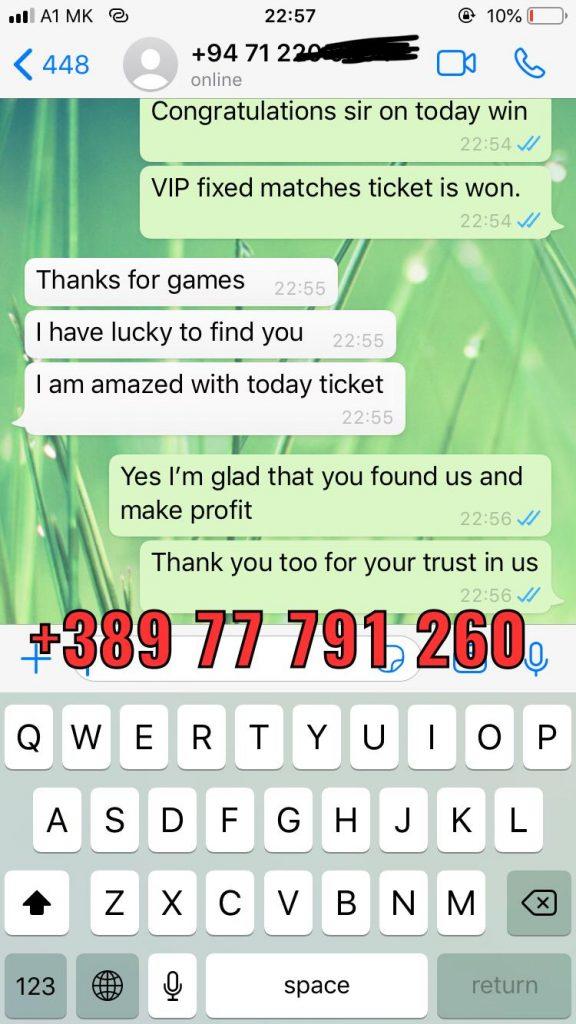 whatsapp fixed matches proof 21 08